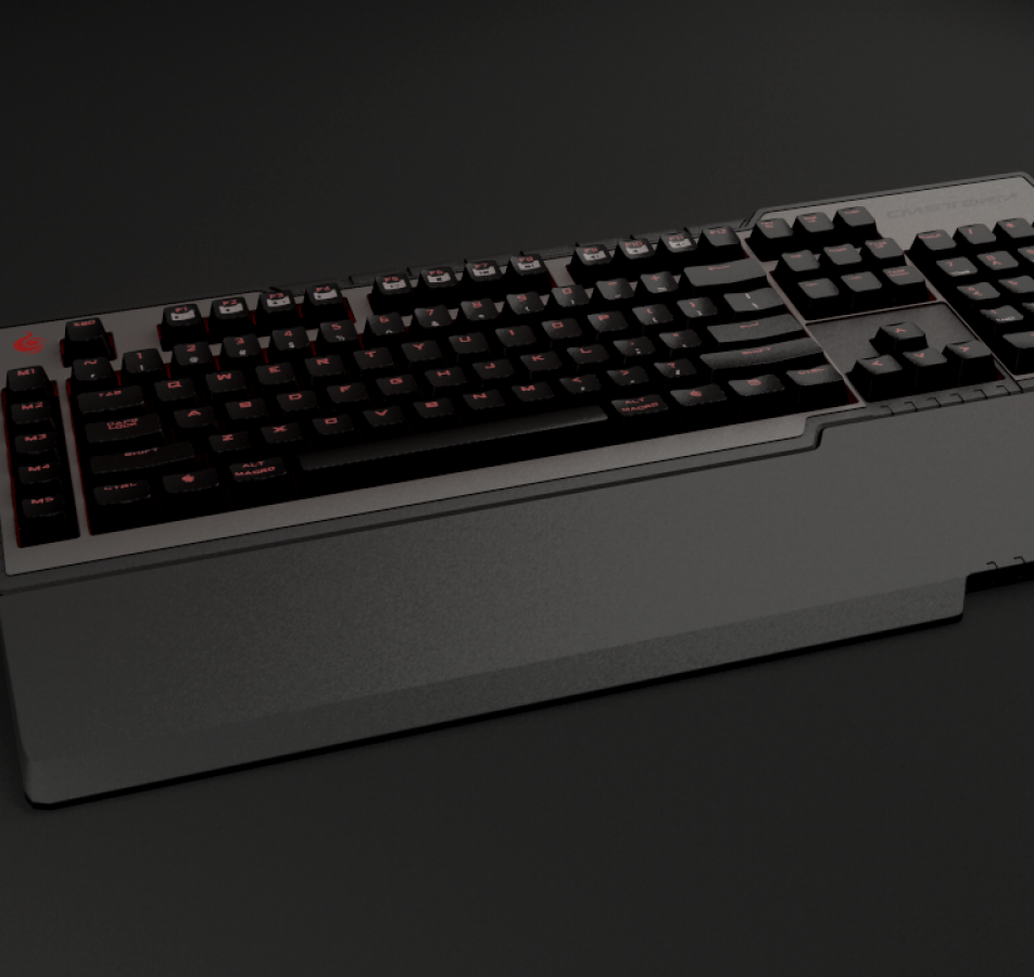Cooler Master – Trigger Keyboard