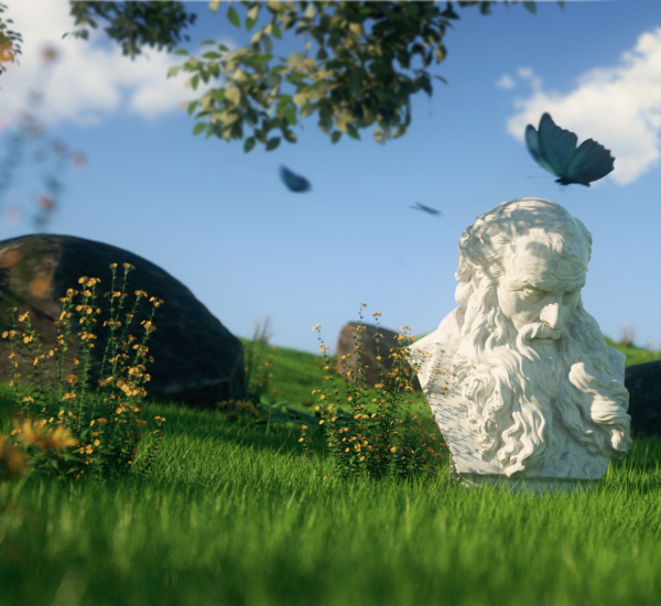 Personal Project: Statue in the Park