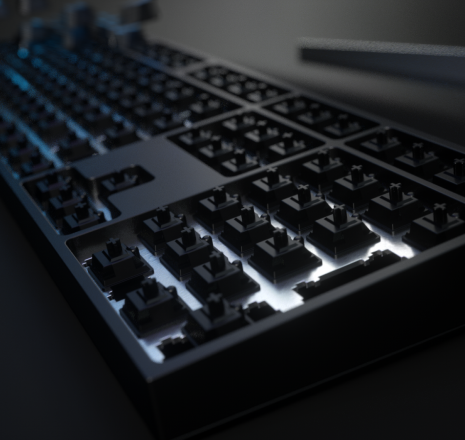 Octane Project #14 – Keyboard