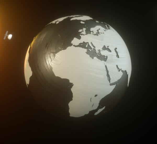 Octane Project #7 – Solar System